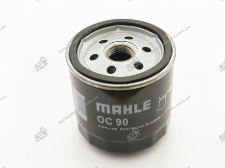 OC90OF Mahle Фильтр масляный Авео, Ланос, Лачетти