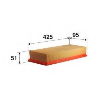585080 Valeo Фильтр воздушный (плоский)